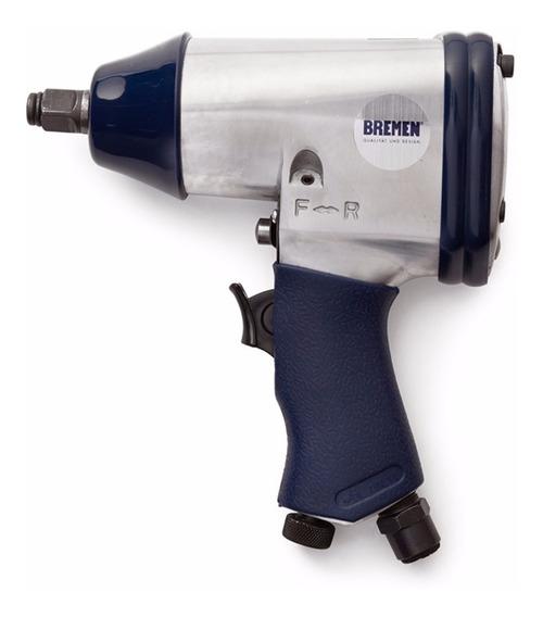 Llave Pistola Impacto Neumatica Bremen Enc 1/2 Prof 312 Nm Cod. 3035 Dgm