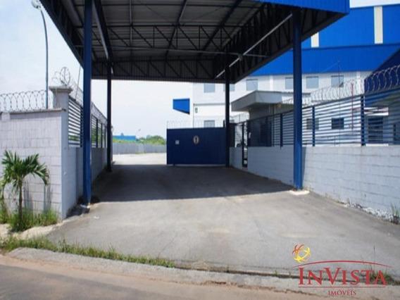 Galpão Para Locação Em Guarulhos - Gl00045 - 34280198
