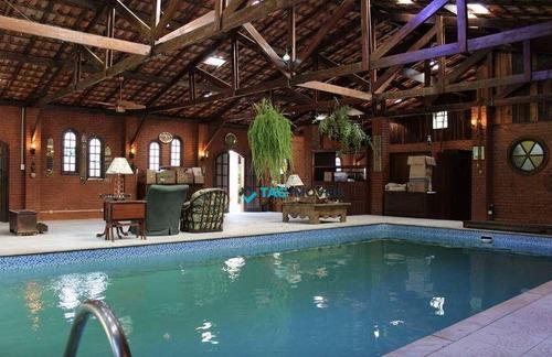 Imagem 1 de 25 de Chácara Com 5 Dormitórios À Venda, 4338 M² Por R$ 1.100.000 - Parque Dos Cafezais V - Itupeva/sp - Ch0047