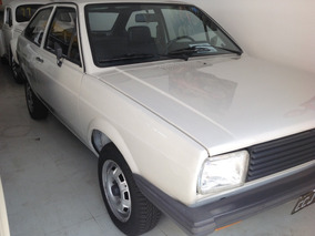 Volkswagen Gol Bx Ar Álcool 1600 1983 - Placa Preta