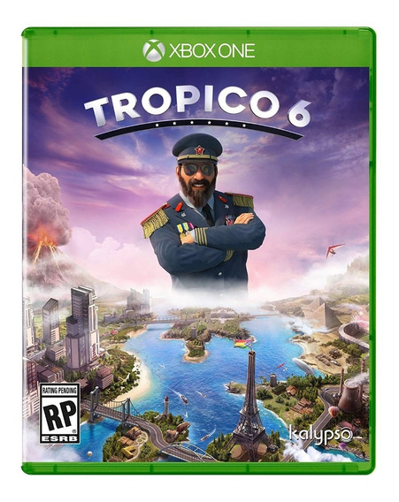 Tropico 6 - Game Preview - Digital Online Xbox One