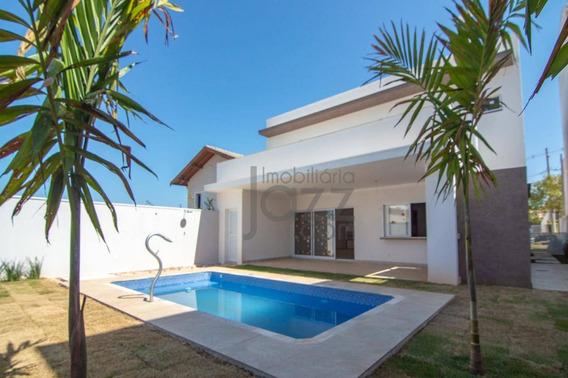 Casa Sobrado Com Suite Térrea, No Swiss Park, Em Campinas. - Ca4334