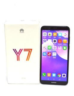 Telefonos Celulares Baratos Huawei Y7 2018 At&t 16gb (g)