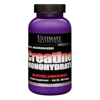 Creatina Monohydrate 300g - Ultimate Nutrition