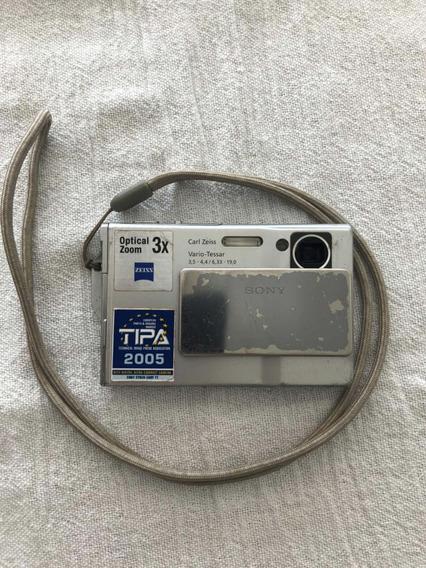 Sony Cyber-shot Optical Zoom 3x 5.1 Mega Pixels Memory Stic