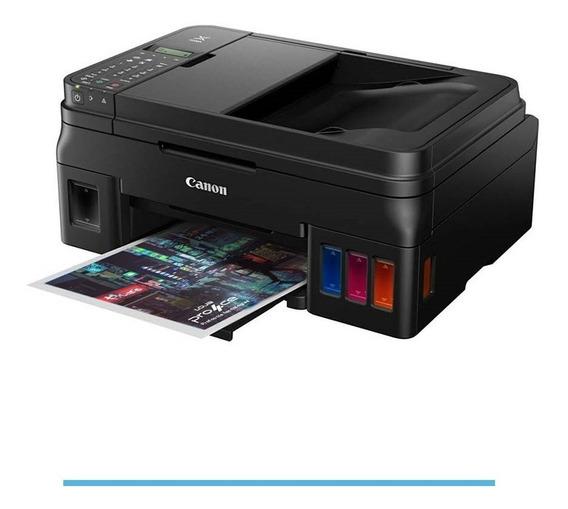 Multifuncional Canon Tanque De Tinta Maxx G4100 Wi-fi Oferta