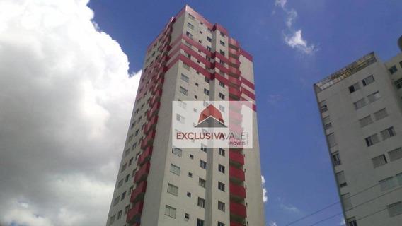 Apartamento Com 2 Dormitórios À Venda, 62 M² Por R$ 310.000 - Jardim Aquarius - São José Dos Campos/sp - Ap2118