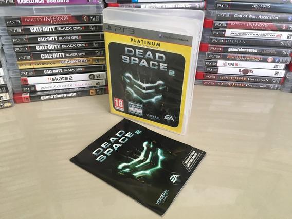 Dead Space 2 Ps3 - Original - Semi Novo - Dvd