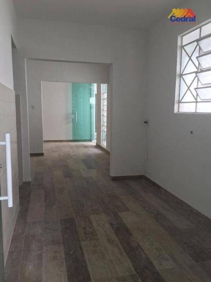 Casa Para Alugar, 180 M² Por R$ 2.900,00/mês - Centro - Mogi Das Cruzes/sp - Ca0640