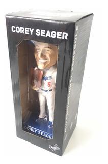 Figura Coleccionable La Dodgers Corey Seager Temp 2017