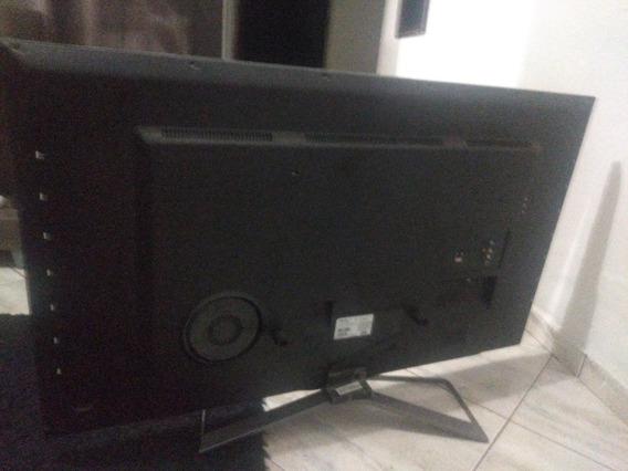 Tv 49 Philips Tela Trincada