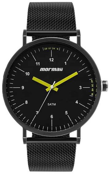 Relógio Mormaii Masculino On The Road Mo1l32aa/t4p