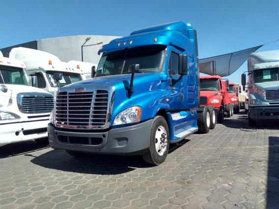Tractocamion Freightliner Cascadia 5ta Rueda 2015