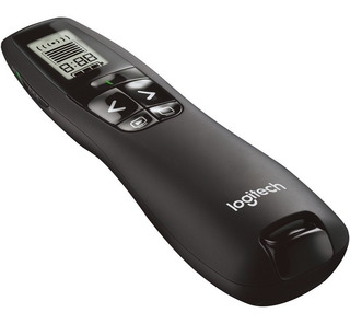 Logitech Presentador R800 Wireless 30m Green Laser
