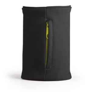 Punho Elastisco Com Zíper Moda Fitnnes Kit Com 8