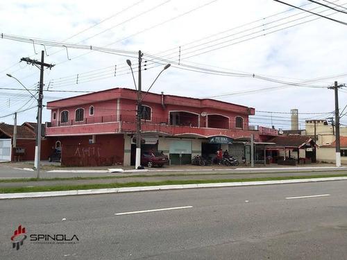 Apartamento Com 3 Dormitórios À Venda, 114 M² Por R$ 250.000,00 - Vila Caiçara - Praia Grande/sp - Ap3477