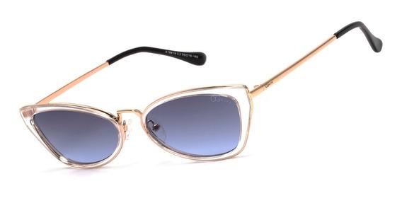 Oculos Ogrife Solar Feminino Og 1327-c Proteção Uv Original