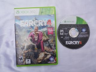 Far Cry 4 De Xbox 360