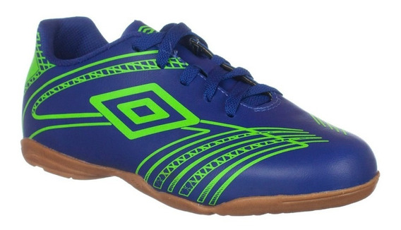 Tenis Menino Futsal Umbro 0f82031 Original + Nota Fiscal