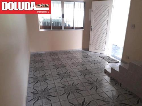 Sobrado Residencial Para Venda Jardim Helga -campo Limpo - São Paulo - 117  M² Útil, 135,00 M² Total - So00273 - 68878974