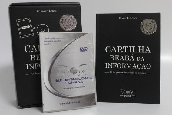 Cartilha Beabá Da Informação Drogas + Dvd