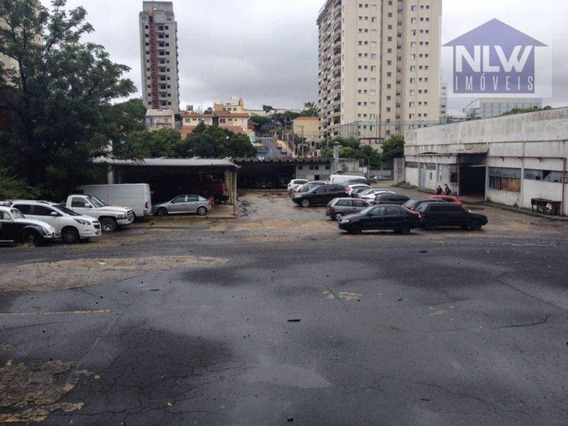Terreno Para Alugar, 6429 M² Por R$ 29.000,00/mês - Rudge Ramos - São Bernardo Do Campo/sp - Te0009
