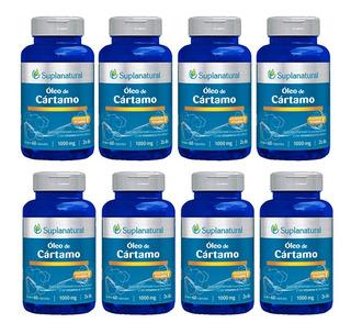 Óleo De Cártamo - 8000mg - 480 Capsulas - C/ Vitamina E