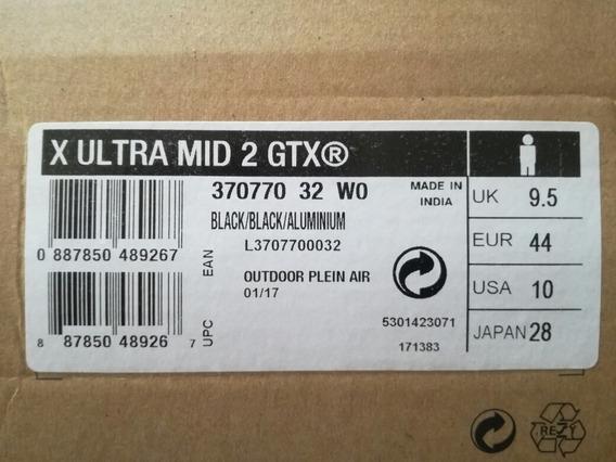 Salomón X Ultra Mid 2 Gtx