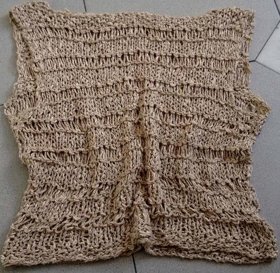 Remera Buzo Tejido Musculosa Sweter Saco Calado Tommy Zara