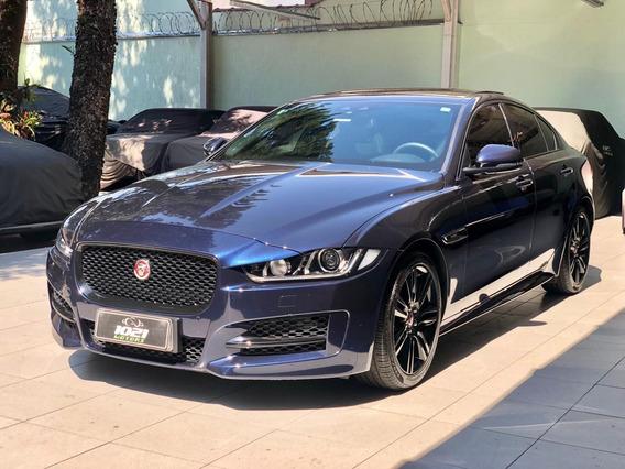 Jaguar Xe 2.0 16v Ingenium P250 Gas R-sport 4p Aut 2018/2018