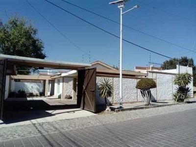 ¡¡ Hermosa Casa En Renta De Una Sola Planta En Santa Anita Huiloac !!