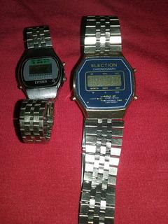Reloj Election Citizen Digital Vintage