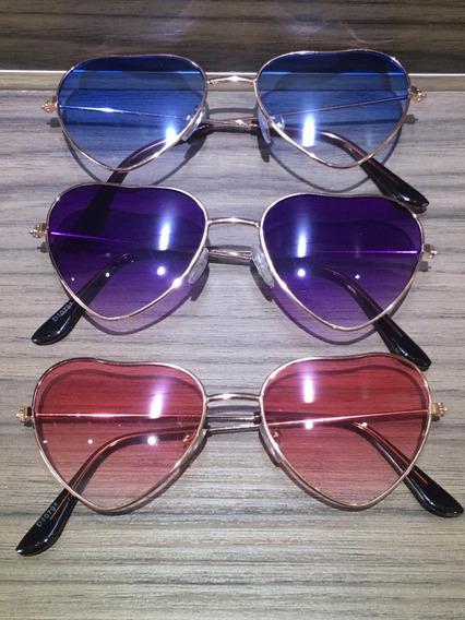 Kit Com 10 Óculos Infantis (aviador)