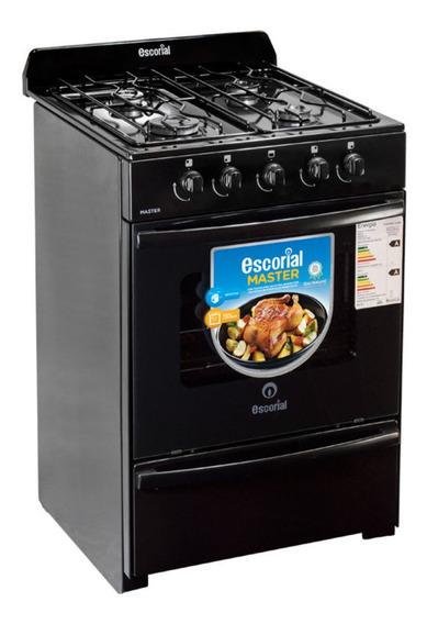 Cocina Escorial Master 56cm Black