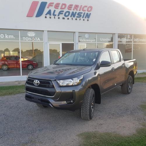 Toyota Hilux Sr 4x4 0km 2021