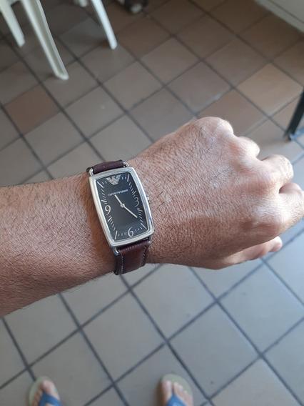 Relógio Giorgio Armani Original Não É Casio, Não Citzen