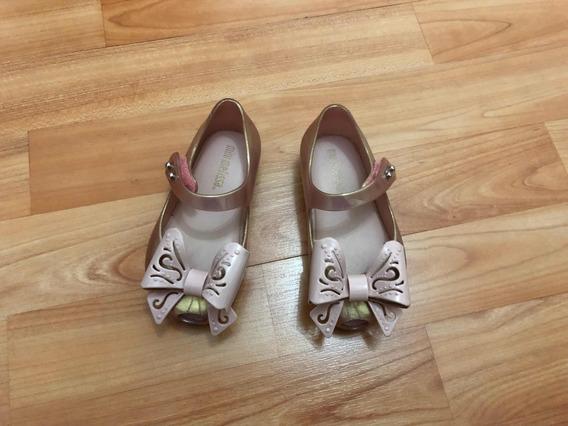 Zapato Princesa Con Moño Mini Melissa Original