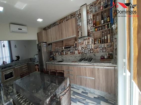 Casa Térrea ( Avenida Do Condomínio ) No Residencial Real Park, Em Nova Veneza, Sumaré - Sp!!! - Ca00780 - 34489903