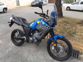 Moto Yamaha 660cc Tenere 2012