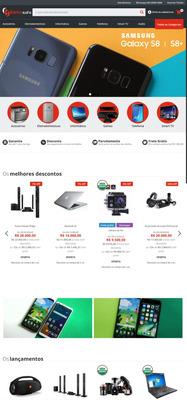 Loja Virtual Integrada Ao Mercado Livre