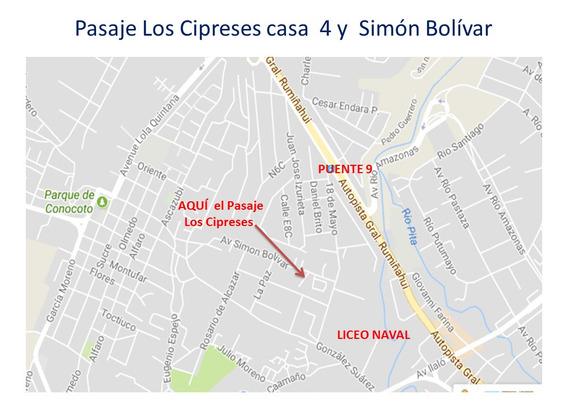 Arriendo Departamento En Puente 9, Conocoto, Valle Chillos