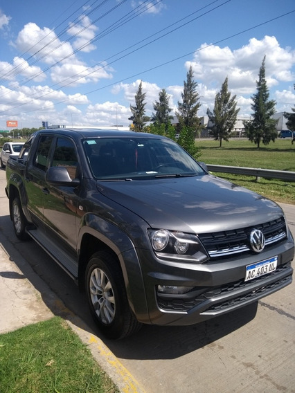 Volkswagen Amarok 2.0 Cd Tdi 180cv 4x2 Dark Label At 2018