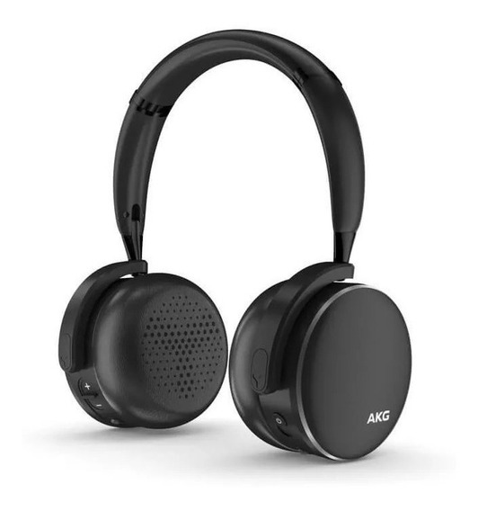 Fone Estereo Bluetooth On Ear Akg Y500 Samsung iPhone