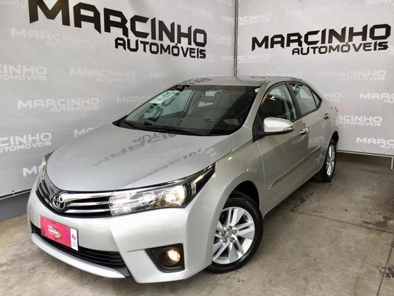 Toyota Corolla Gli Upper 1.8 Flex Aut. Ipva 2020 Pagos