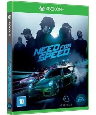 Need For Speed - Midia Fisica Original E Lacrado - Xbox One