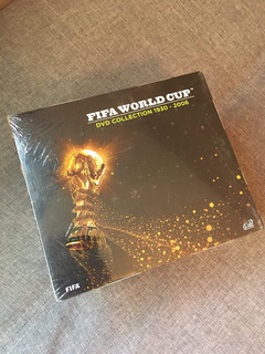 Fifa World Cup Dvd Collection 1930-2006 Dish Futbol