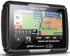 Gps P Moto Touch Alerta De Radar Prova Dagua C Suporte Gp040
