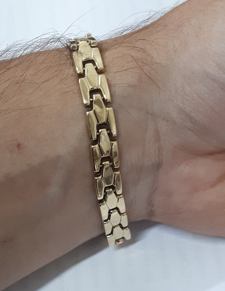 Bracelete Italiano 18k