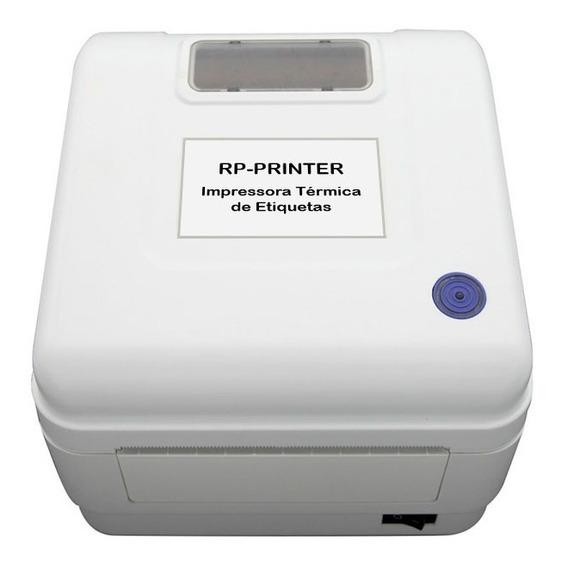 Impressora Térmica Rp Printer Para Mercado Livre Rp110