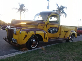 Ford F-100 Ford F100 1946